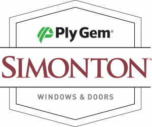 Ply Gem Simonton Logo is an example of windows we install