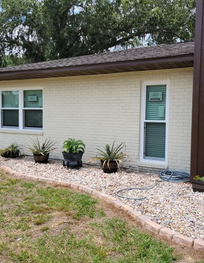 Windows and doors installed on winter haven home
